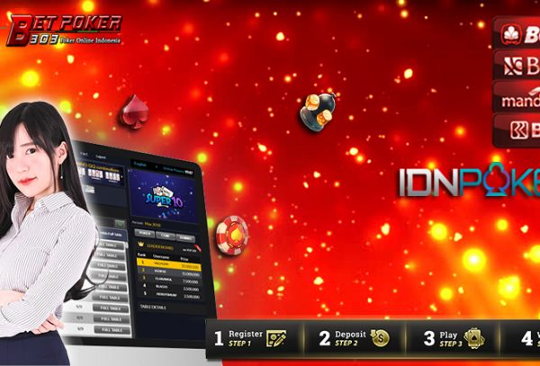 Situs Agen DominoQQ Di Indonesia Server IDNPlay